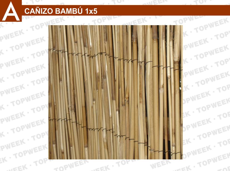 Ca izo bamb topweek - Canizo de bambu ...